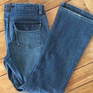 Sweet Bell Bottom Jeans Size 6